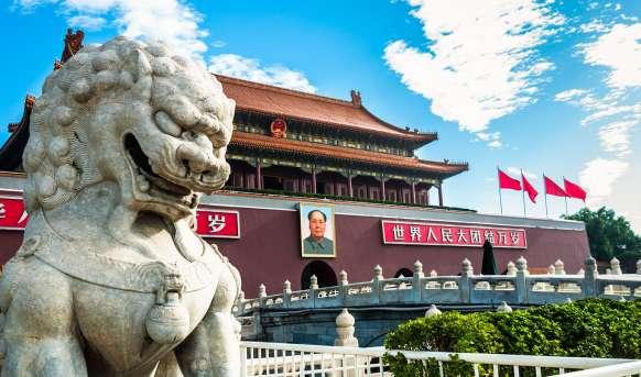 Chiny i Tajlandia Chiny, Wyc. objazdowe