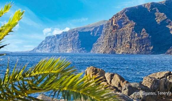 Wyspy Szczęśliwe Hiszpania, Wyc. objazdowe