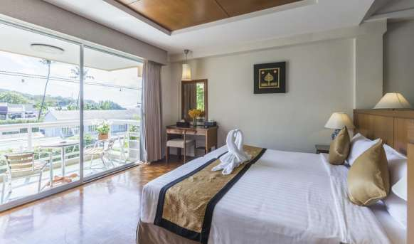 Kantary Bay Phuket - pokój