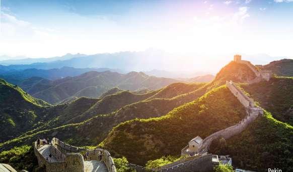 Chiny: Wczoraj, Dziś, Jutro