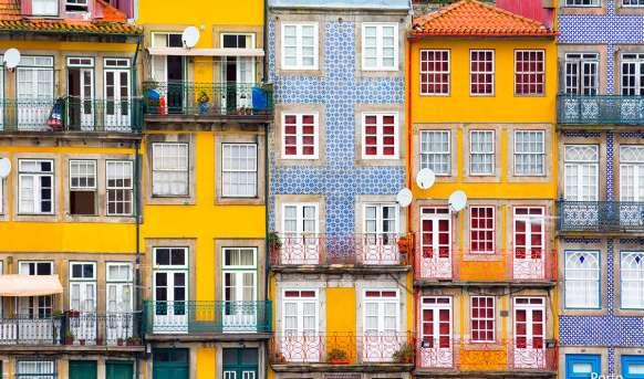 Na porto do Lizbony