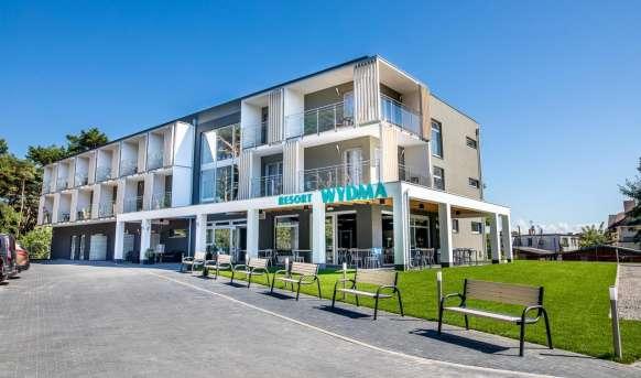 Wydma Resort & SPA Polska, Pomorze Zachodnie, Mrzeżyno