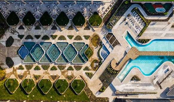 Wave Resort - pokój