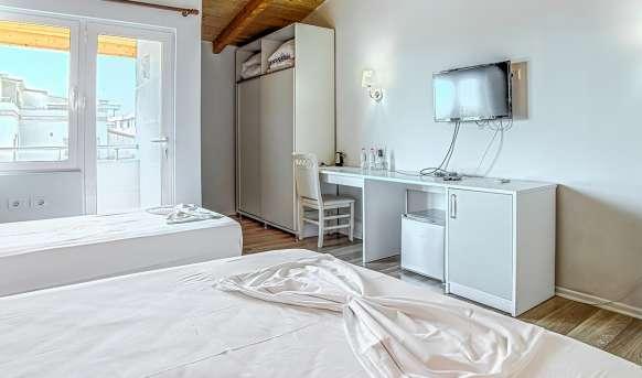 Fafa One - pokój