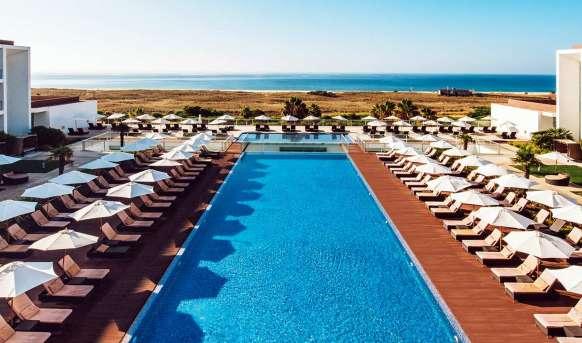 Iberostar Lagos Algarve - basen