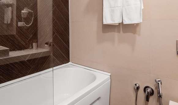 West Batumi - łazienka