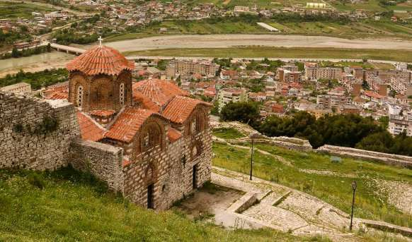 Albania bez pośpiechu - plaża