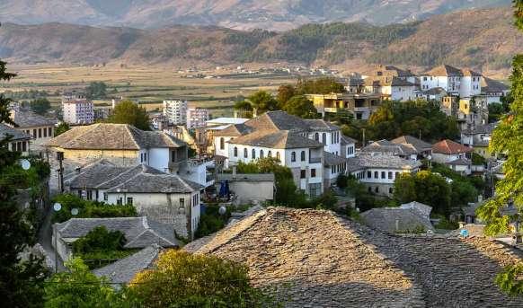 Albański off road