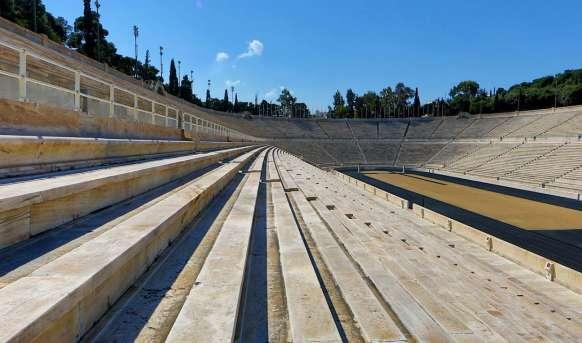 Selfie pod Akropolem