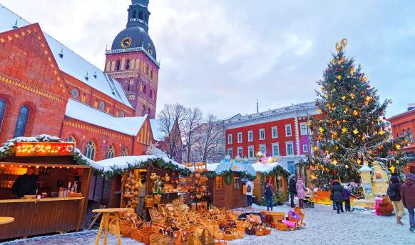 Ryga - Tallin - Helsinki