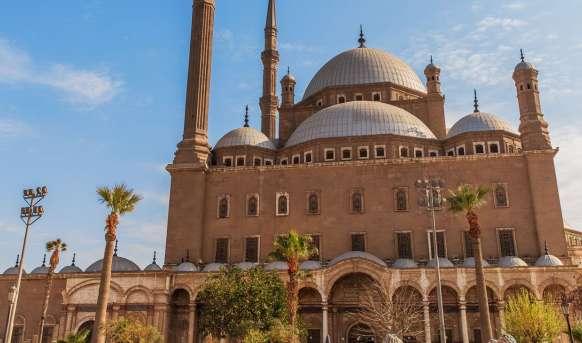 W cieniiu Wielkiego Sfinksa - Sharm El Sheikh - Kair - Aleksandria