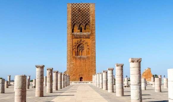 Cesarskie Miasta de luxe Maroko, Wyc. objazdowe