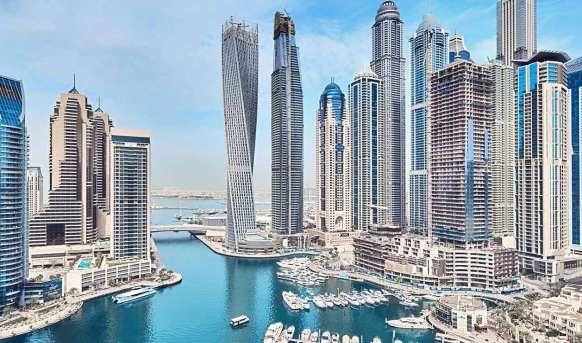Dubaj i Abu Zabi - orientalny eliksir - plaża