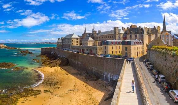 Bretania i Normandia - Gdzie Europa spotyka Atlantyk