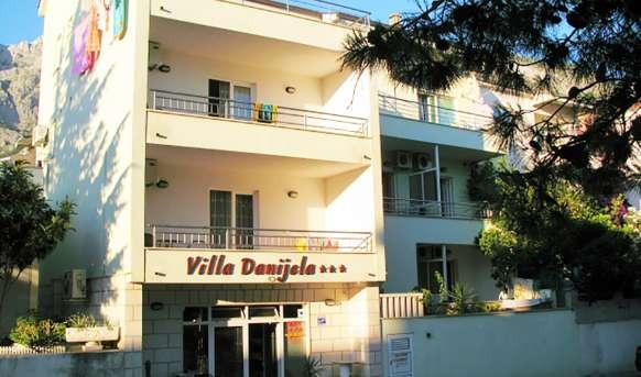 Vila Danijela - restauracja