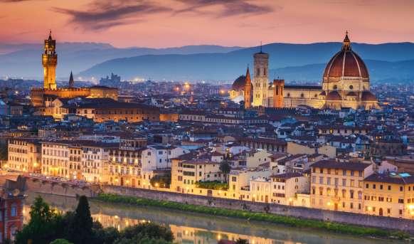 Włochy z parkami rozrywki