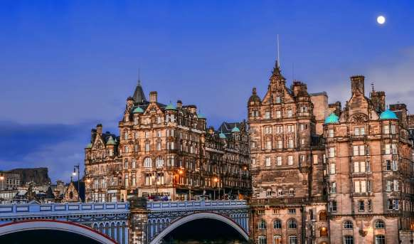 Szkocja - Whisky, krata i potwór z Loch Ness