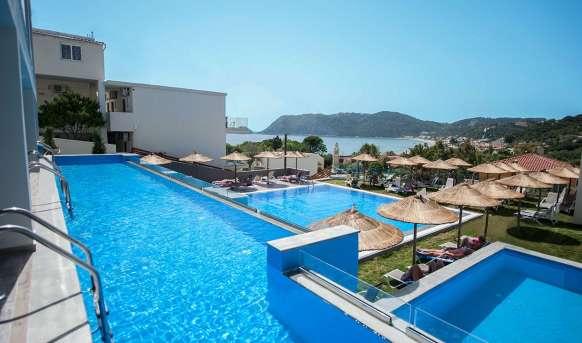 Brilliant Holiday Resort Grecja, Korfu, Agios Georgios Pagon