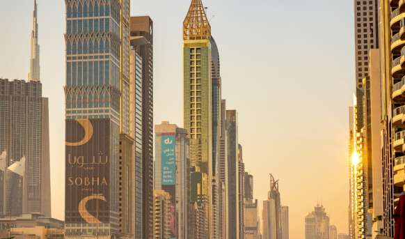 Dubaj - Kawa z Szejkiem