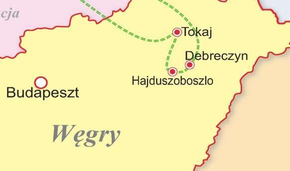 Węgry - Tokaj, czardasz i termy