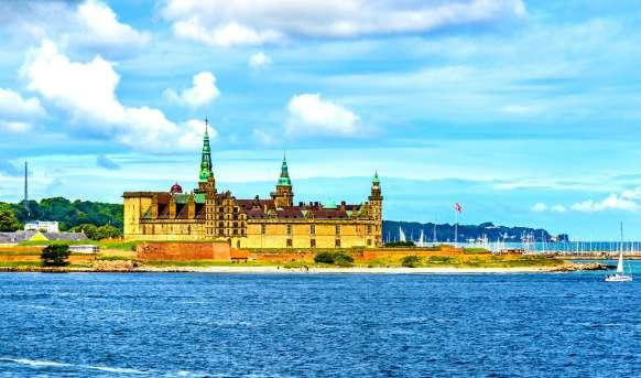 Południowa Szwecja i Dania