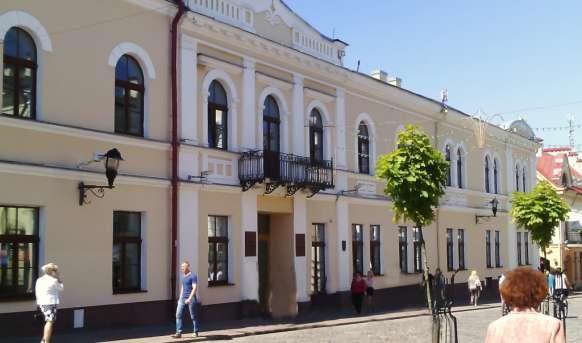Grodno - Kanał Augustowski - Wilno