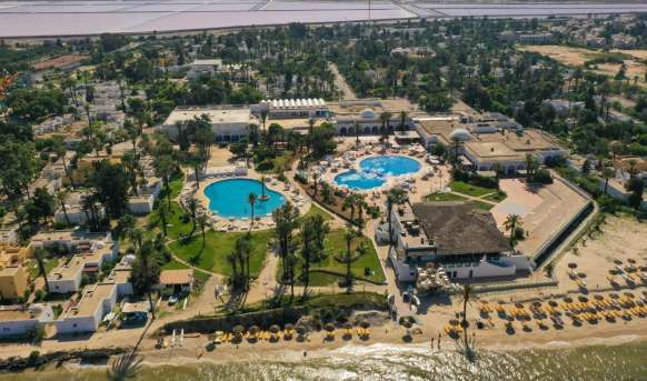 Shems Holiday Village Tunezja, Monastir, Monastyr