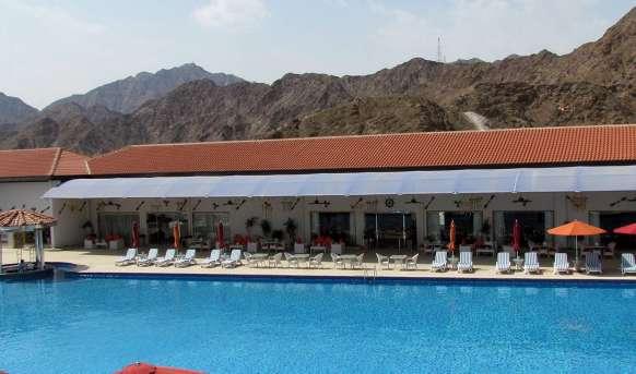 Mirage Bab Al Bahr Emiraty Arabskie, Fujairah, Fudżajra