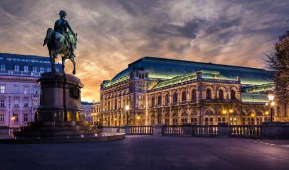 Noc Muzeów i Wiener Wiesn Fest - Wiedeń