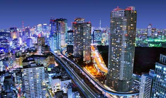 Japonia i Chiny Japonia, Wyc. objazdowe