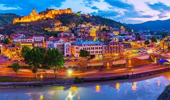 Legendy Kaukazu - Gruzja, Azerbejdżan, Armenia Armenia, Wyc. objazdowe