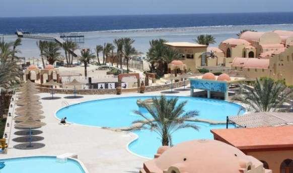 Marina Beach Resort Egipt, Marsa Alam