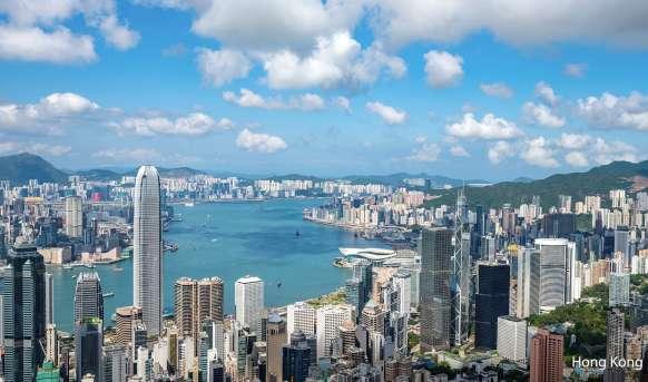 Tam gdzie żyły smoki: Hongkong i Wietnam