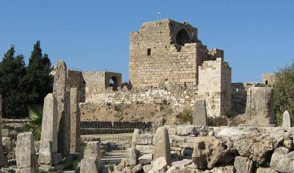 Liban - zobacz i odpocznij LIBAN, Wyc. objazdowe