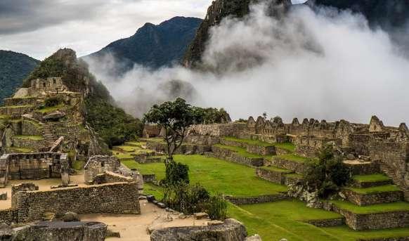 Cuda Świata - Machu Picchu deluxe