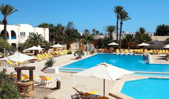 Dar El Manara Tunezja, Djerba