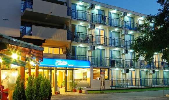 Pliska (Sunny Beach) - hotel