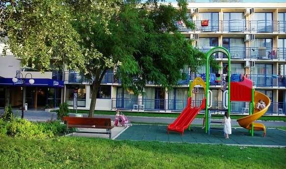 Pliska (Sunny Beach) - atrakcje dla dzieci