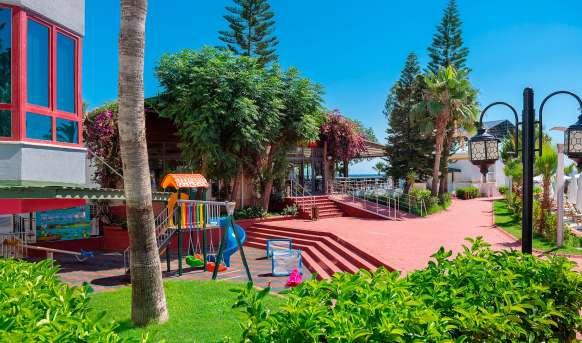 Rose Residence Beach