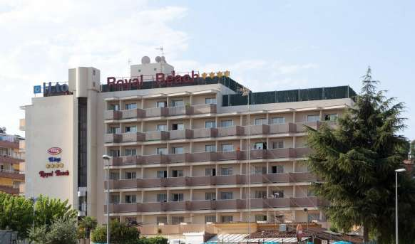 H-TOP Royal Beach (Lloret de Mar) - hotel