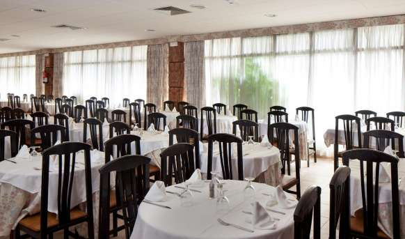 H-TOP Royal Beach (Lloret de Mar) - restauracja