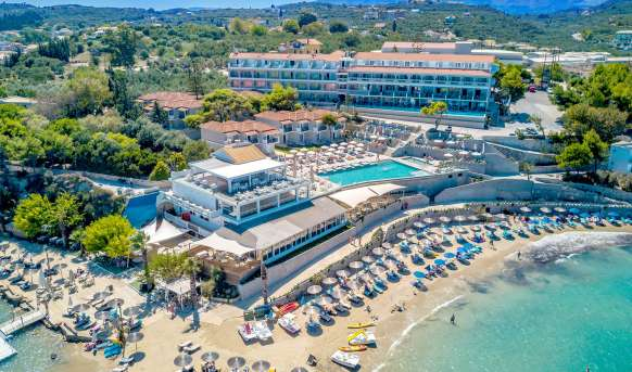 Sentido Alexandra Beach Resort - plaża