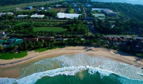 Koggala Beach - basen