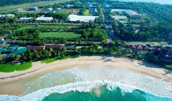 Koggala Beach - plaża