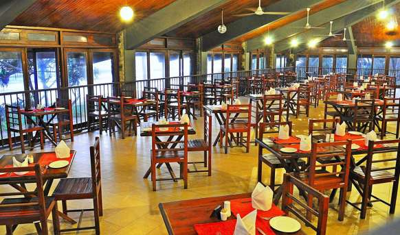 Koggala Beach - restauracja