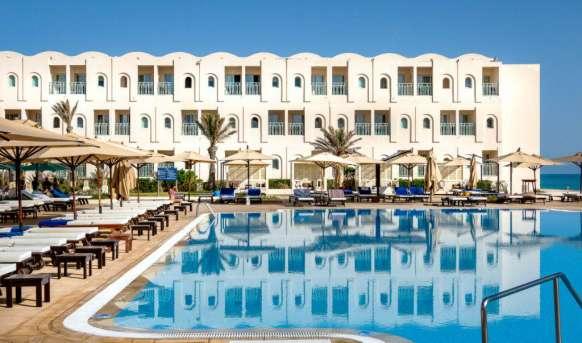 Sensimar Ulysse Resort & Thalasso Tunezja, Djerba, Dżerba