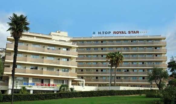 H-TOP Royal Star - basen