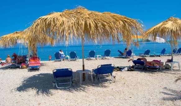 Potamaki Beach (Benitses)
