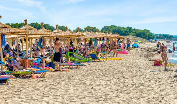Sandy Beach (Marmari)