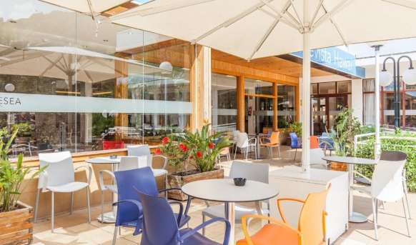 Blue Sea Montevista Hawai (ex Evenia ) - restauracja
